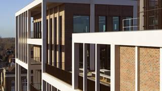 Kingston Town House has won a prestigious architecture award
