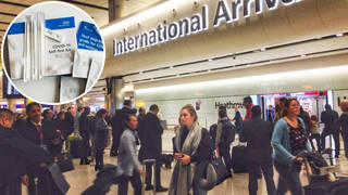 Ministers say the move will make international travel easier and cheaper
