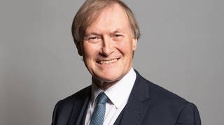 MP for Southend West, David Amess, was stabbed multiple times at a surgery at a church in Essex