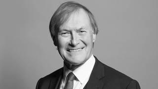 Sir David died aged 69