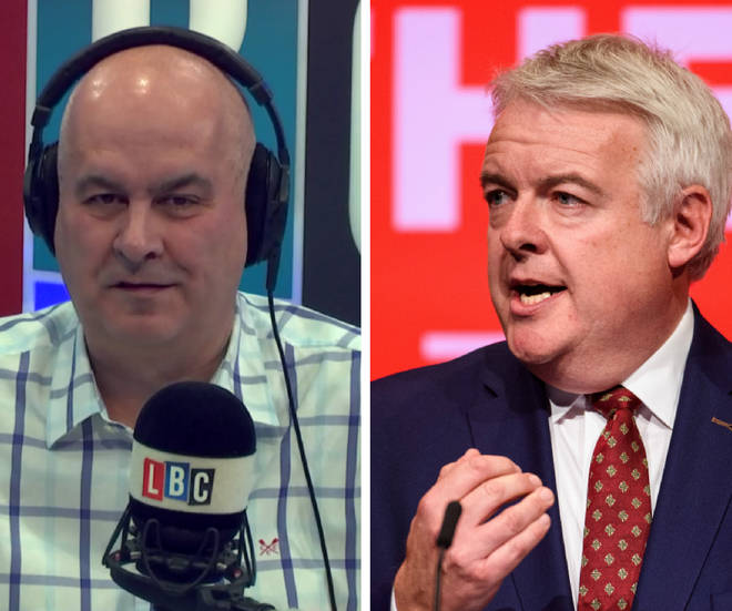 Iain Dale Carwyn Jones