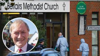 Sir David Amess' surgery was in church so 'elderly' and 'disabled' constituents could attend
