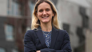 Kim Leadbeater was elected to the same seat as her sister, Jo Cox, earlier this year.