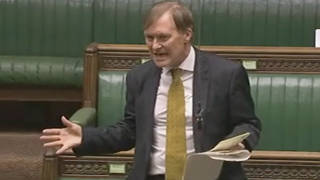 """He said most MPs did a """"jolly good job"""" and did not deserve the online abuse they got"""