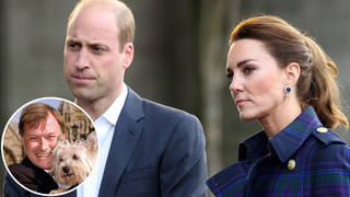 """The Duke and Duchess said their """"thoughts and prayers"""" were with Sir David Amess' family"""