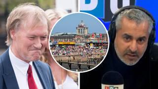 Maajid Nawaz: 'Muslims in Southend-on-Sea know and love Sir David Amess'