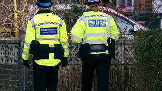 Sussex Police has charged a man on suspicion of kidnap and impersonating an officer.