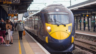 The Government has taken over Southeastern train services