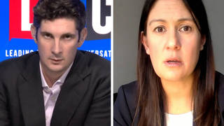Lisa Nandy: 'I don't feel particularly safe doing the job'
