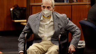 Millionaire Robert Durst is believed to have killed three people.