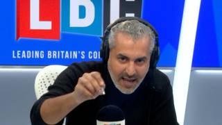 Maajid Nawaz: Vetting voters for MP meetings 'further alienates' Brits