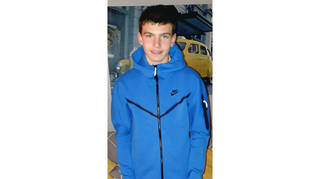 Justin McLaughlin was killed at the train station in Glasgow.