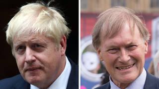 Boris Johnson will lead the tributes for Sir David.