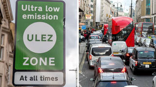 The ULEZ already applies within the same area of central London as the Congestion Charge.
