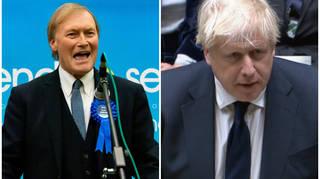 Boris Johnson led House of Commons tributes to Sir David Amess