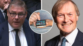 Mark Francois called for 'David's law' to be introduced.