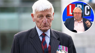 The lawyer was speaking to LBC's Nick Ferrari