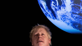 Boris Johnson has said 'urgent action' is needed from COP26