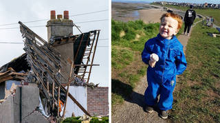 The blast in May 2021 killed 2-year-old George Hinds
