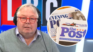 'How extraordinary': Nick Ferrari reacts to Universal Credit photo-pose rules