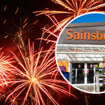 Sainsbury's will not sell any fireworks this year including on Bonfire Night and New Years Eve