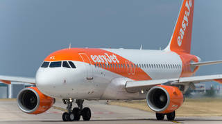 EasyJet cancelled a flight to Marrakesh on Wednesday