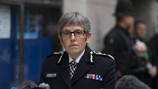"""Dame Cressida Dick said there are """"challenges"""" around sexism in the force."""
