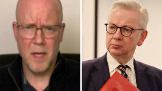 Journalist Toby Young says he's a 'huge fan' of Michael Gove