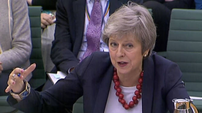 Theresa May has refused to say what happens next if her deal is voted down