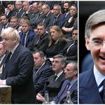 Most Tory MPs, including Jacob Rees-Mogg, have chosen not to wear face masks in the Commons since Covid restrictions were lifted