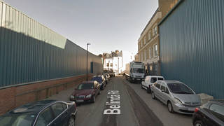 The shooting is thought to have taken place in Belinda Road