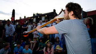 The traditional yard of ale competition for lifeboat week has been cancelled
