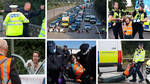 Insulate Britain protesters have caused misery on the roads in recent weeks.