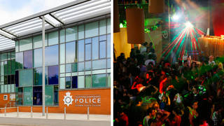 Nottinghamshire Police said two arrests had been made relating to the spiking investigation