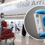 Lateral flow tests will replace PCR for arrivals in the UK