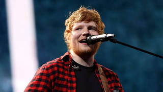 Ed Sheeran told fans he had tested positive for Covid on Instagram.