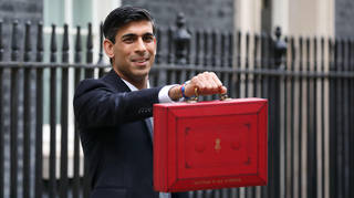 Chancellor Rishi Sunak will deliver the budget on Wednesday