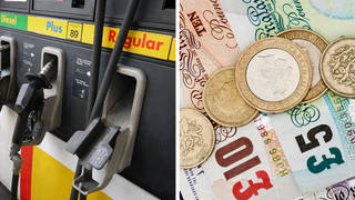 The average UK petrol price has reached a record high