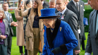 """The Queen is said to be """"knackered"""""""