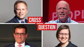 Cross Question with Iain Dale 25/10