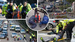 Eco protesters have caused travel disruption on the M25 and on key roads in London in recent weeks.