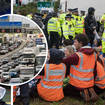 Insulate Britain doesn't want drivers to use the M25 so its members can protest