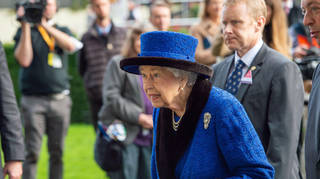 The Queen has carried out her first official duties since being told to rest