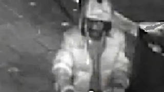 Police issued this image of a man they want to trace