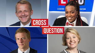 Cross Question with Iain Dale 26/10