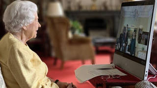 The Queen will not attend COP26, the Palace confirmed