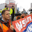 Eco protesters blocked roads in London