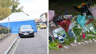 Two teenagers died in Brentwood on Sunday