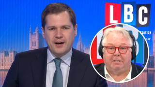 Nick Ferrari savages MP Robert Jenrick over 'wasted £37bn' on Test and Trace