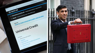 Rishi Sunak is reportedly set to announce a reduction in the taper rate for Universal Credit